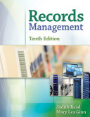 Records Management Pdf/ePub eBook