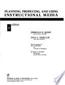 Planning, producing, and using instructional media