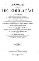 Diccionário universal de educação e ensino