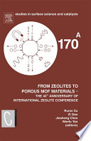 From Zeolites to Porous MOF Materials   the 40th Anniversary of International Zeolite Conference  2 Vol Set Book