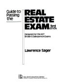 Guide to Passing the Real Estate Exam