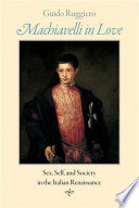 Read Online Machiavelli in Love For Free