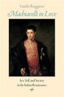 Machiavelli in Love ebook