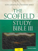 The Scofield Study Bible III