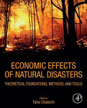 Economic Effects of Natural Disasters Pdf/ePub eBook