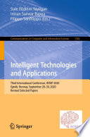 Intelligent Technologies and Applications Book