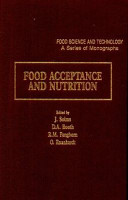 Food Acceptance and Nutrition