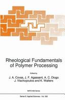 Rheological Fundamentals of Polymer Processing