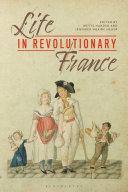 Life in Revolutionary France Pdf/ePub eBook