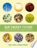 Our Energy Future Book