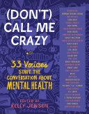 (Don't) Call Me Crazy [Pdf/ePub] eBook