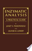 Enzymatic Analysis