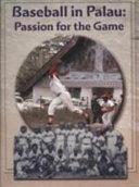 Baseball in Palau