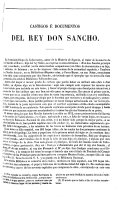 Pdf Castigos e documentos del rey don Sancho