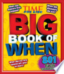 Big Book of WHEN (A TIME for Kids Book)