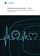 Pdf Working hours and health - 2014