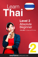 Learn Thai   Level 2  Absolute Beginner