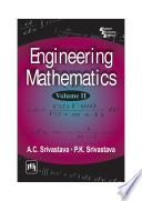 Engineering Mathematics : Volume Ii  , Volume 2