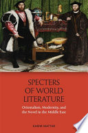 Specters of World Literature Book