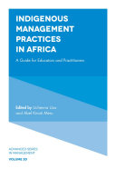 Pdf Indigenous Management Practices in Africa Telecharger