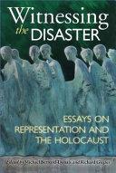 Witnessing the Disaster Pdf/ePub eBook