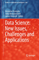 Data Science  New Issues  Challenges and Applications