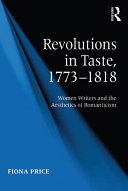 Revolutions in Taste, 1773–1818 Pdf/ePub eBook