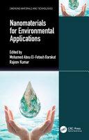 Nanomaterials for Environmental Applications
