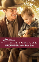 Love Inspired Historical December 2014 Box Set