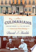 The Culinarians Book