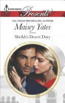 Sheikh's Desert Duty [Pdf/ePub] eBook