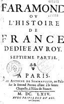 Faramond ou l'histoire de France