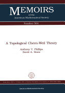 A Topological Chern-Weil Theory
