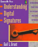 Understanding Digital Signatures