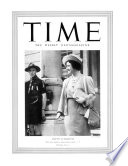 Time Magazine Biography Queen Elizabeth Bowes Lyon