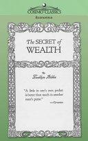 The Secret of Wealth Pdf/ePub eBook