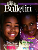 Baptist Bulletin Book