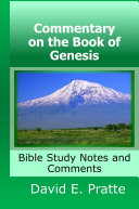Commentary on the Book of Genesis: Bible Study Notes and Comments