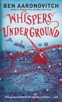 Pdf Whispers Under Ground