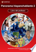 Books - Panorama Hispanohablante 2 Libro Del Profesor Con Cd-Rom | ISBN 9781316504253