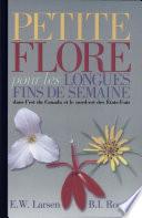 Fleurs Sauvages Du Nord Est Et