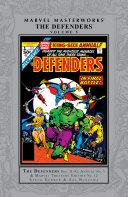 Defenders Masterworks Vol. 5