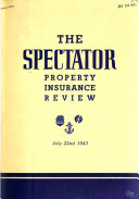 The Spectator Property Insurance Review Book