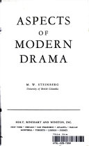 Aspects of Modern Drama