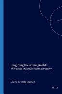 Imagining the Unimaginable