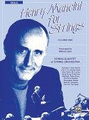 Henry Mancini for Strings  Volume I