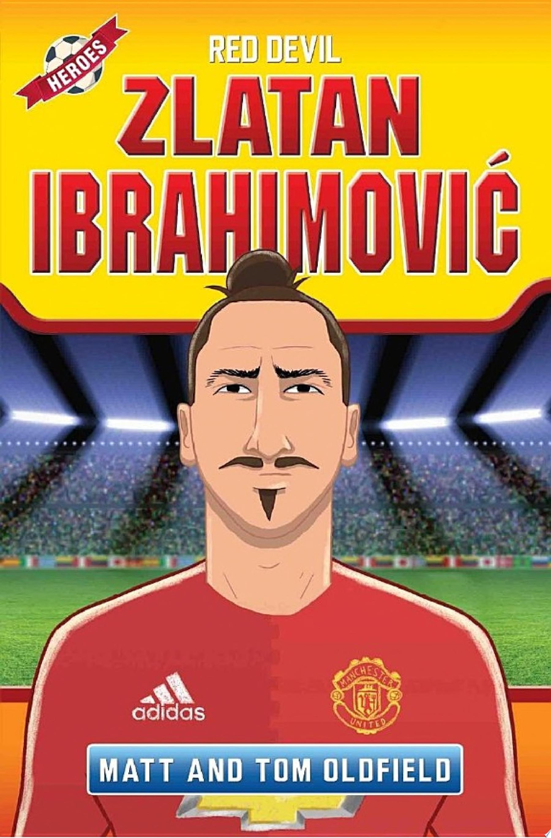 Zlatan Ibrahimovic   Red Devil