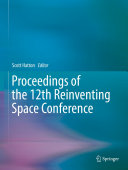 Proceedings of the 12th Reinventing Space Conference Pdf/ePub eBook