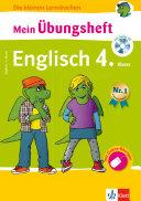 Klett Mein Übungsheft Englisch 4. Klasse