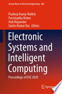 Electronic Systems and Intelligent Computing Book